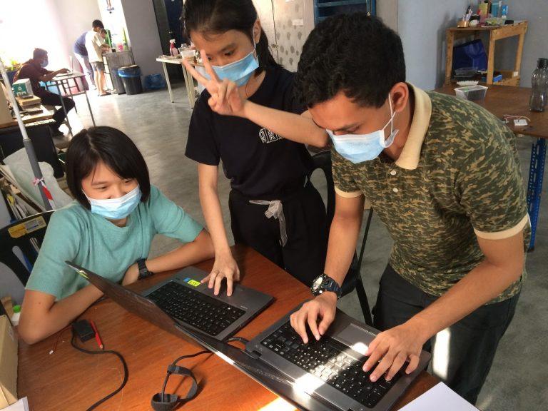 Qin Xuan & Le Yu & Erfaan